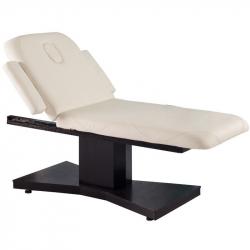 Elektrisk behandlingssäng / massagebänk SPA AZZURRO 805 latte, 1-motor
