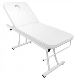 Behandlingssäng / massagebänk AZZURRO 328 vit
