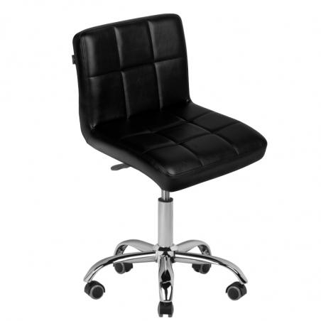 Arbetsstol / kundstol A-5299 svart