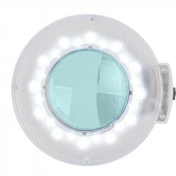 Förstoringslampa / arbetslampa S4 LED 12W vit med stativ