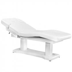 Elektrisk behandlingssäng / massagesäng AZZURRO 818A vit 4-motor