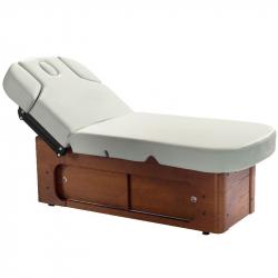 Behandlingssäng / massagebänk AZZURRO SPA WOOD 361A 4-motor