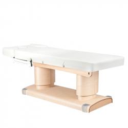 Elektrisk behandlingssäng / massagesäng AZZURRO 838 med uppvärmning, 4-motor