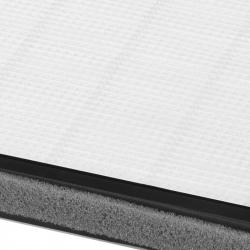Kassettfilter för dammuppsamlare MOMO J23 vit