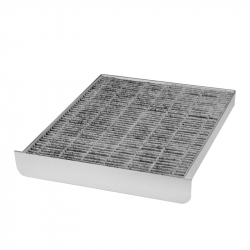 Kassettfilter för dammuppsamlare MOMO J29 / J31 / J02 svart