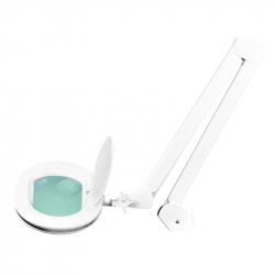 Förstoringslampa / arbetslampa ELEGANTE 6028 LED 5D vit