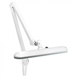 Arbetslampa / bordslampa ELEGANTE 801-S LED vit