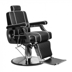 Barberarstol GABBIANO PAULO svart