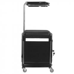 Rullvagn / sittpall GABBIANO 23 PLUS svart