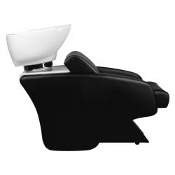 Schamponeringsstol HAIR SYSTEM C38 svart