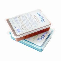 Paraffin för behandling DEPILFLAX med chokladdoft 500g