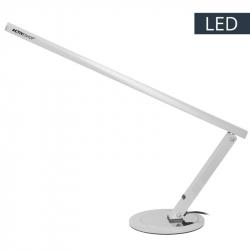 Arbetslampa / bordslampa SLIM LED silver