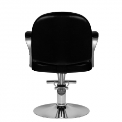 Frisörstol HAIR SYSTEM HS00 svart