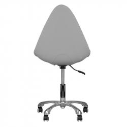 Arbetsstol / kundstol 265 grå
