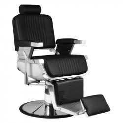 Barberarstol HAIR SYSTEM ROYAL X svart