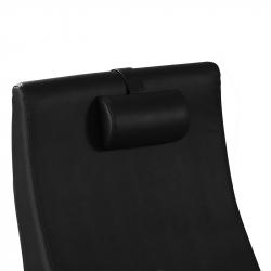 Elektrisk SPA pedikyrstol AZZURRO 016 svart