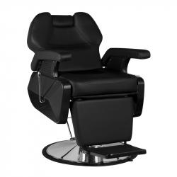 Barberarstol HAIR SYSTEM NEW YORK svart