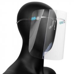 Visir SUPER LIGHT - glasögon + 5 utbytesskärmar