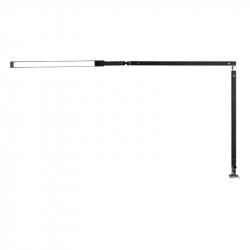 Arbetslampa / bordslampa med 3-axlar LED svart