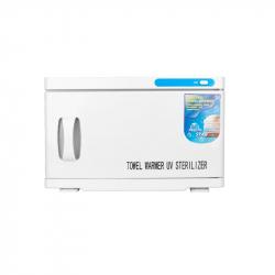Handduksvärmare med UV-C sterilisator 16L vit