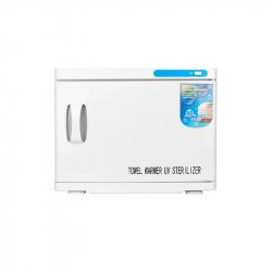 Handduksvärmare med UV-sterilisator 23L vit