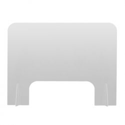 Skyddsskärm plexiglas