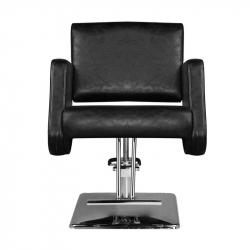 Frisörstol HAIR SYSTEM SM376 svart