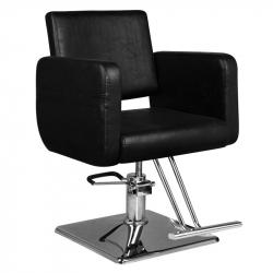 Frisörstol HAIR SYSTEM SM311 svart