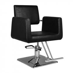 Frisörstol HAIR SYSTEM SM313 svart