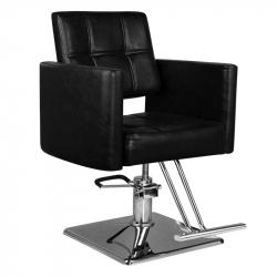 Frisörstol HAIR SYSTEM SM344 svart