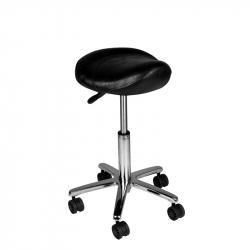 Sadelstol svart AM-320 svart