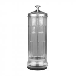 Glasbehållare för desinfektion Q6A 1500 ml