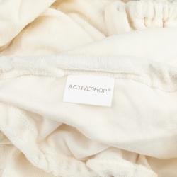Överdrag / sängskydd i frotté till behandlingssängar vit