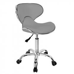 Arbetsstol / kundstol GABBIANO Q-4599 grå