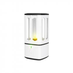 Mobil bakteriedödande ☣️ lampa UV-C + ozonlampa