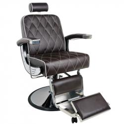 Barberarstol GABBIANO IMPERIAL brun