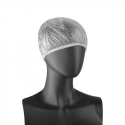 Hårskydd i polyeten 100st transparent