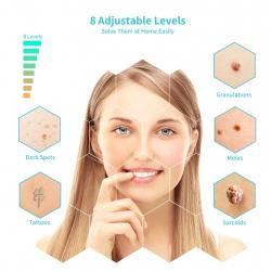 Penna för elektrokoagulering XPREEN PROFESSIONAL SPOT REMOVER för borttagning av fläckar på huden
