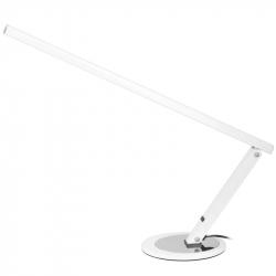 Arbetslampa / bordslampa SLIM 20W vit