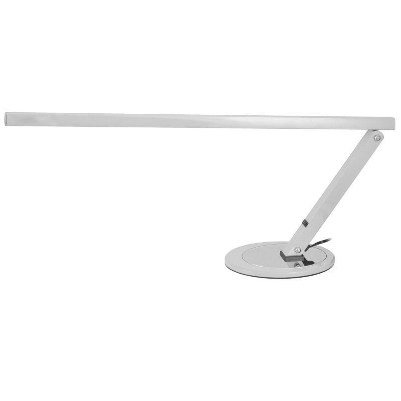 Arbetslampa / bordslampa SLIM 20W silver