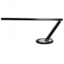 Arbetslampa / bordslampa SLIM 20W svart