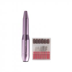 Elektrisk nagelfil MINI PRO203 rosa
