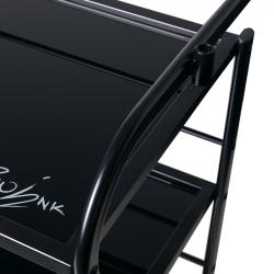 Rullvagn ASSISTOR PRO INK 1015 svart (tattoo)