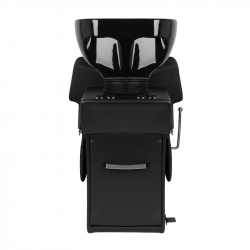 Schamponeringsstol GABBIANO C37 svart