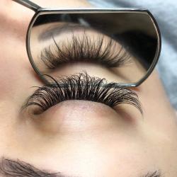 Spegel SOFI LASHES för ögonfransförlängning