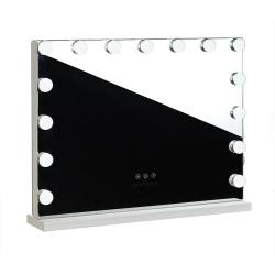 Sminkspegel HOLLYWOOD XL LED 58x46cm